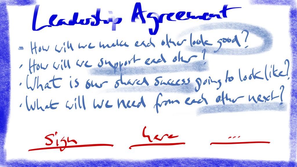 Leadership Agreement